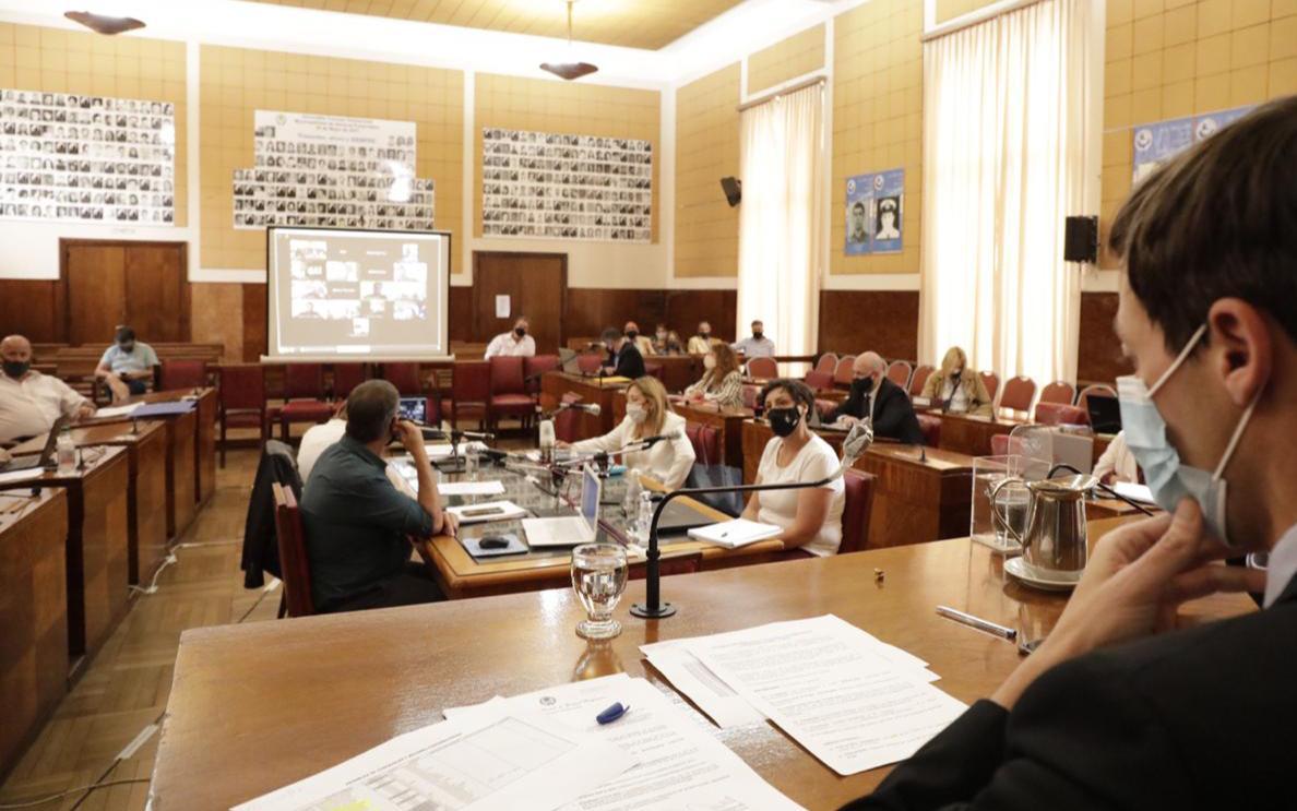 El Concejo aprobó el lunes el aumento de tasas y el presupuesto.