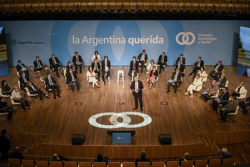 El Gobierno lanzó el Consejo Económico y Social: quiénes lo integran