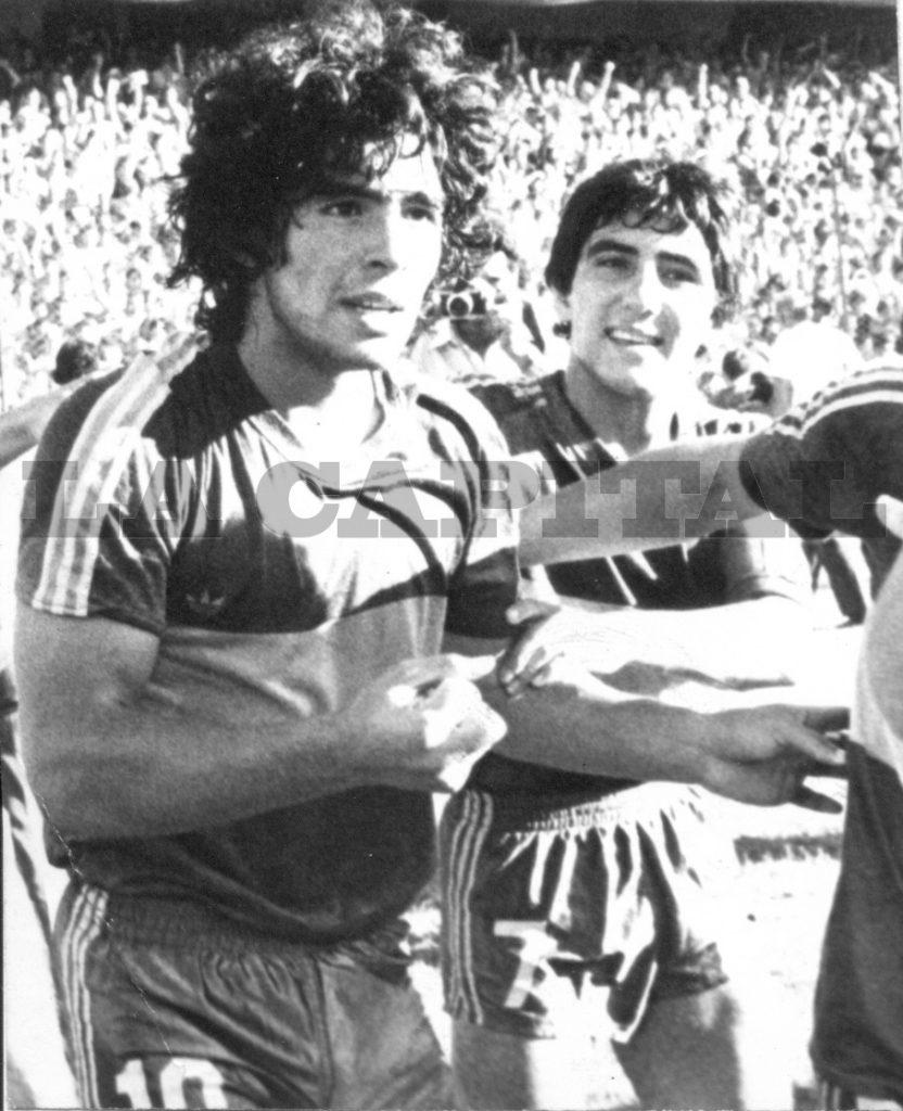 La celebración de Diego.