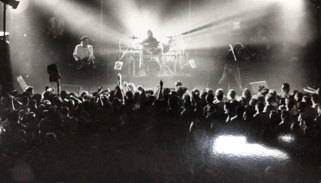 Soda Stereo tocó en el Súper Domo en muchas oportunidades durante la segunda mitad de los ´80.
