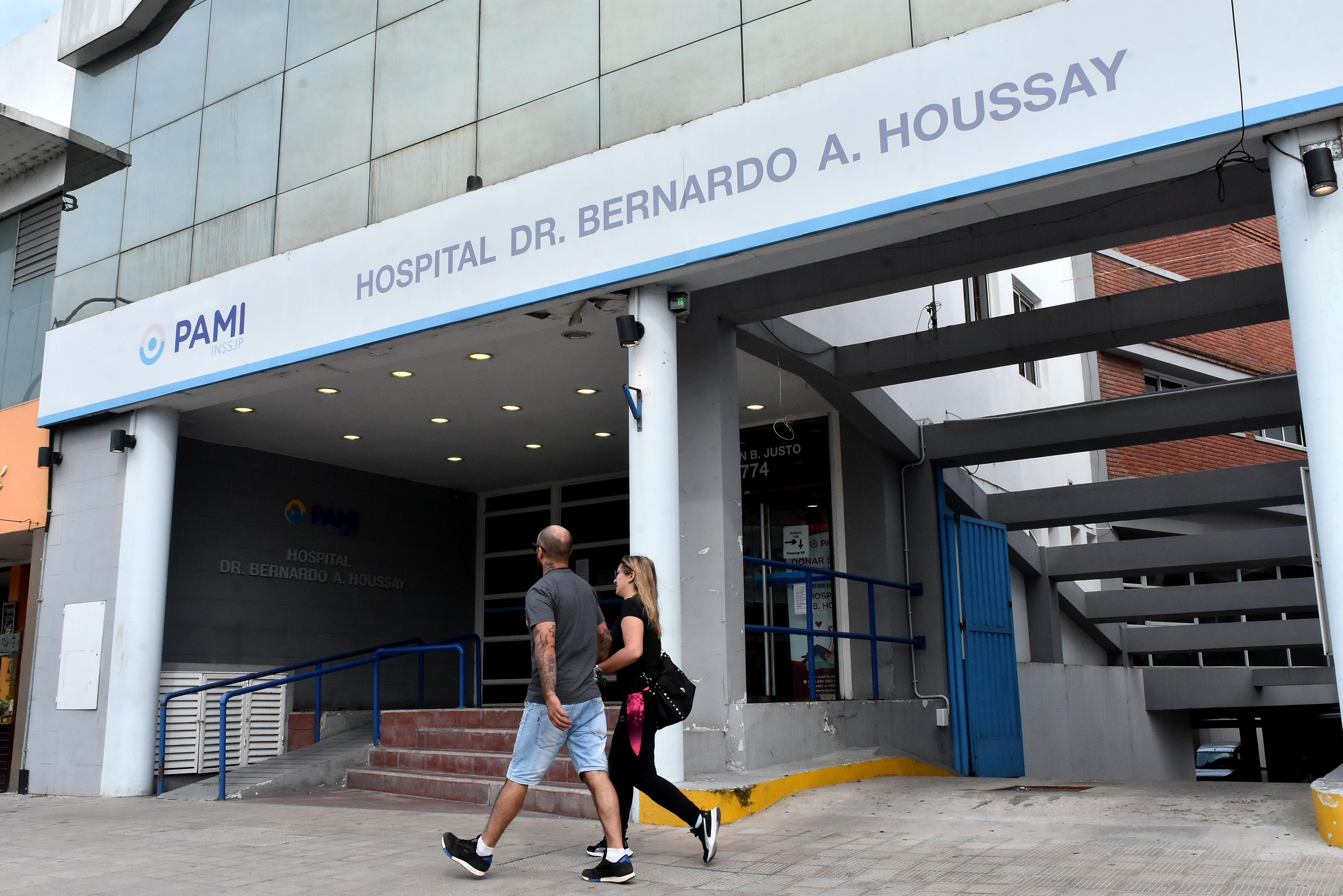 En la última semana se incremento fuertemente la internación por Covid-19 en el Hospital Houssay.