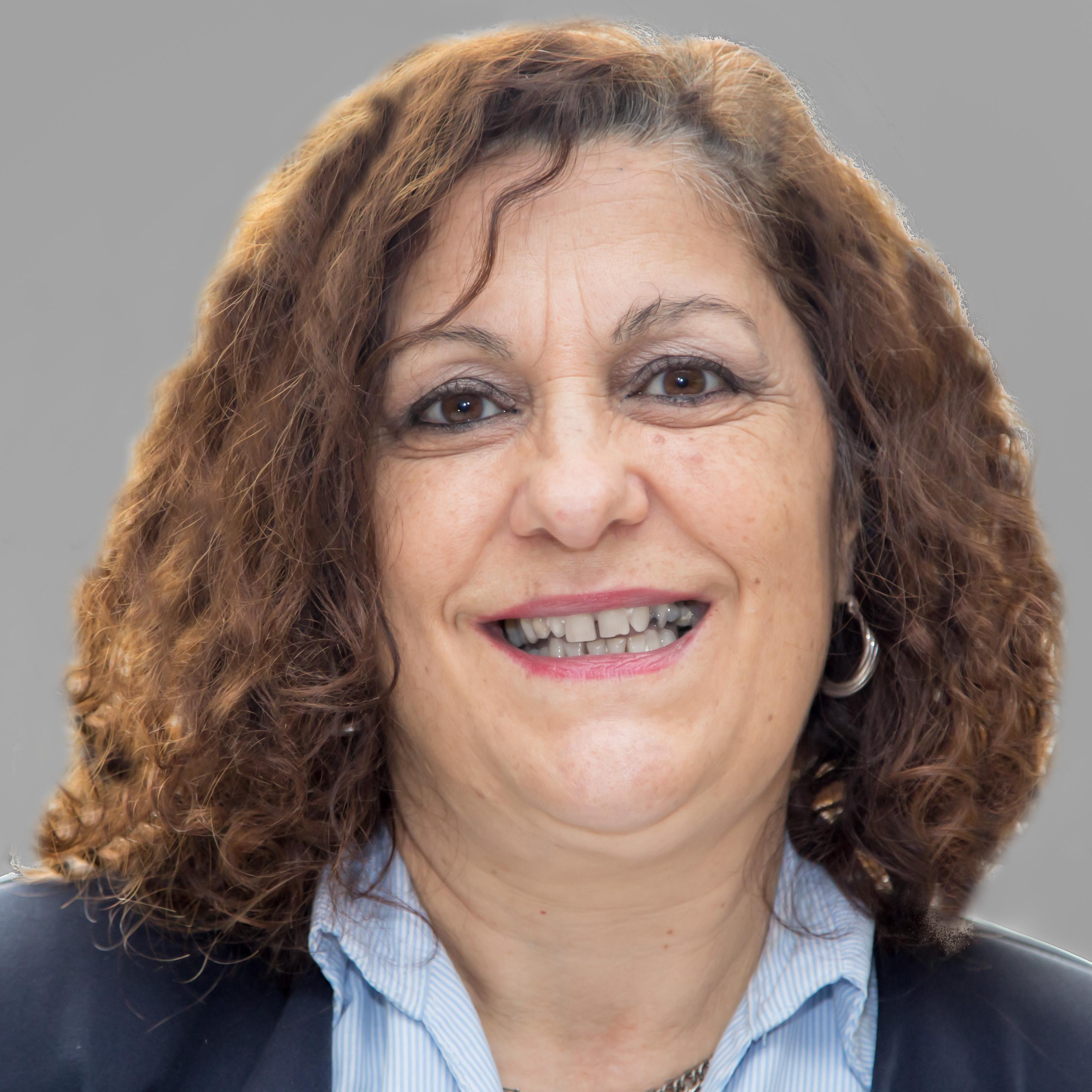 • Lucía Zampino, administrativa del HPC