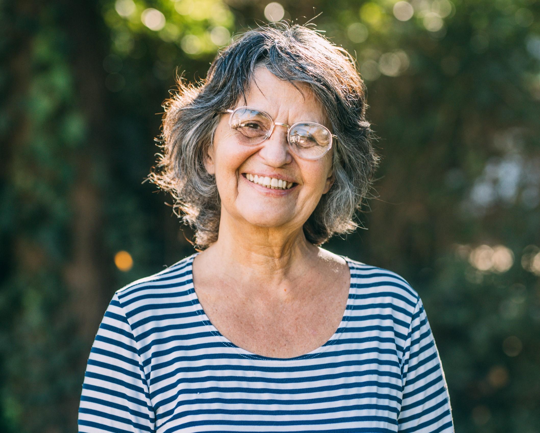 Arquitecta Mercedes Alsina, Fiscalizadora Titular del Consejo de Administración de Fundación Médica de Mar del Plata