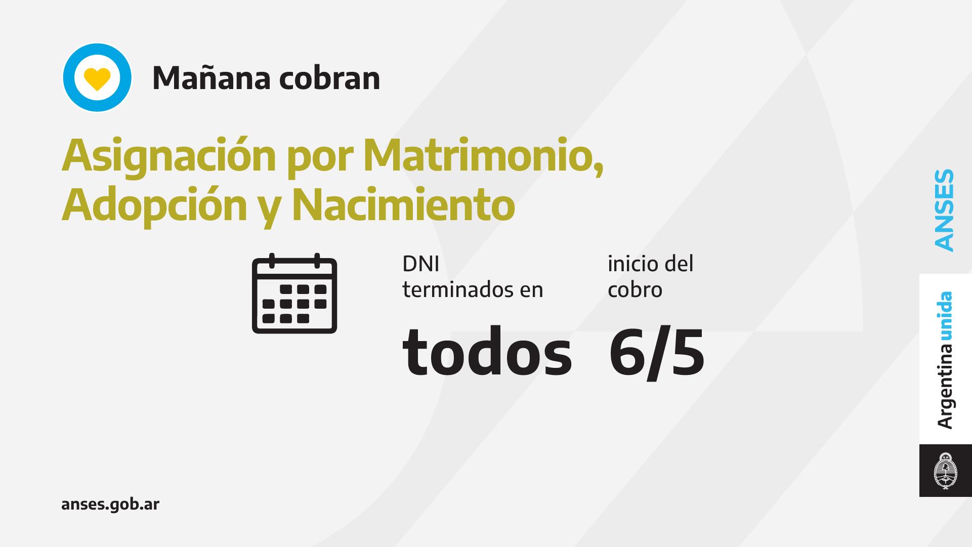 CALENDARIO 06.05.21 - ASIGNACIONES PAGO ÚNICO (1)