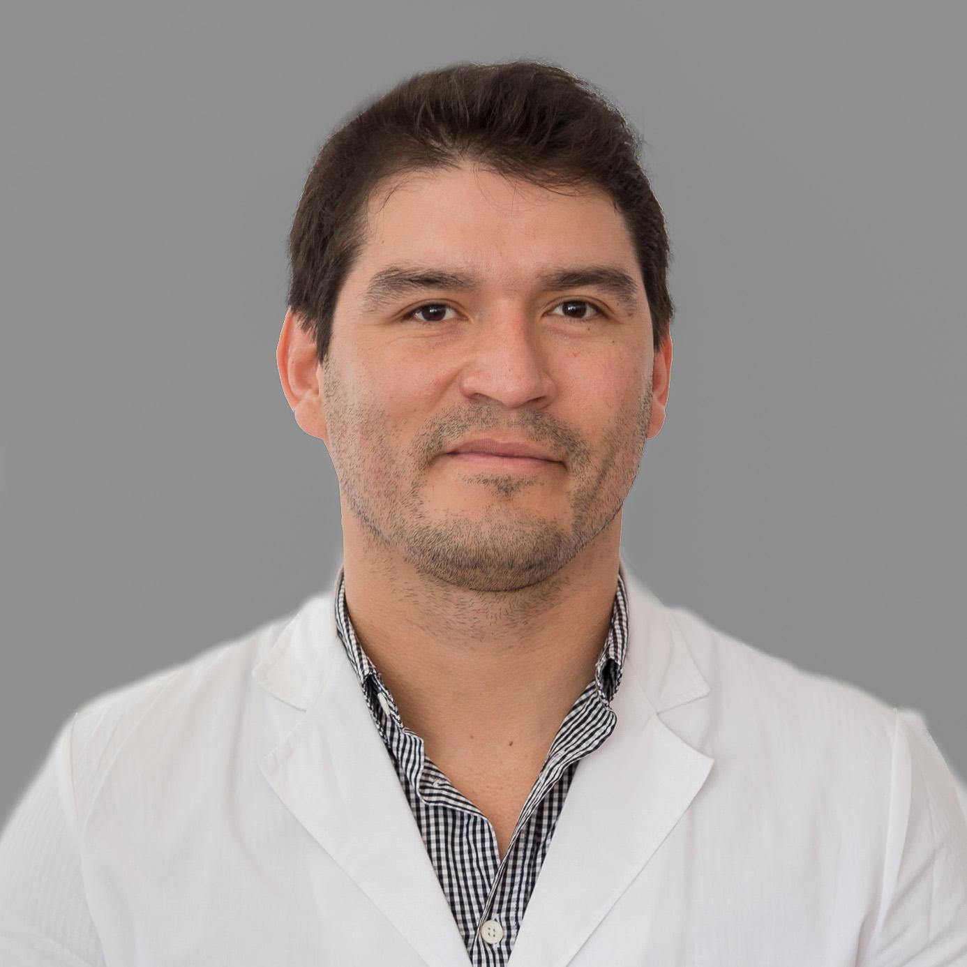 Dr. Sergio Díaz, Médico especialista en Clínica Médica