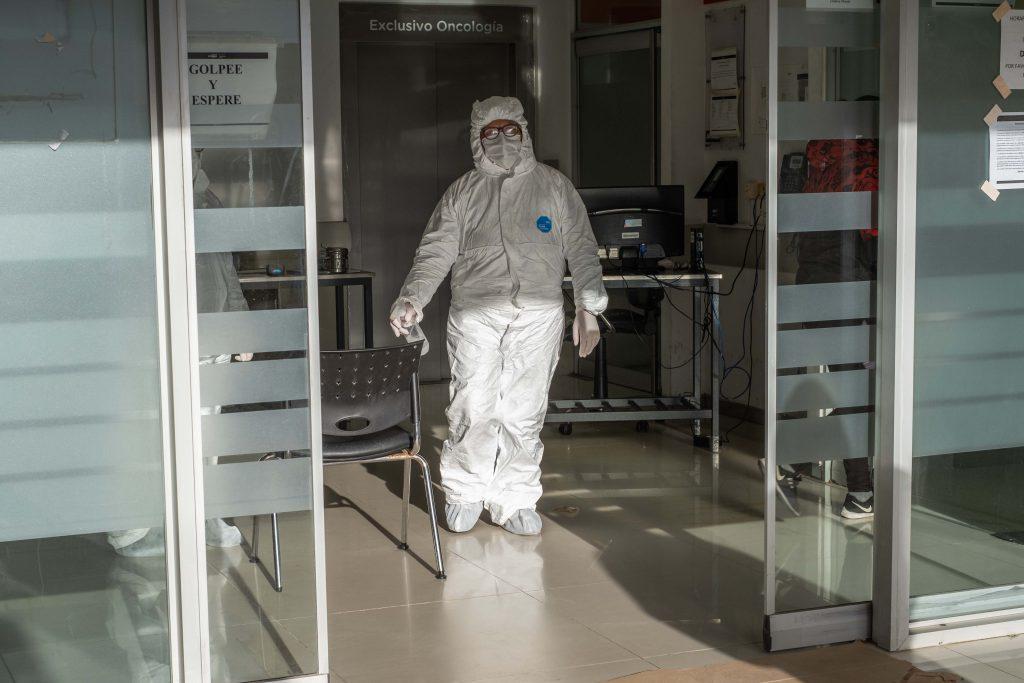 Confirmaron 641 muertes y 35.355 contagios en las últimas 24 horas
