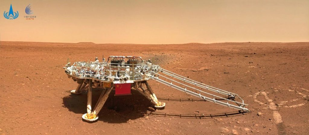 New photos from the Martian surface