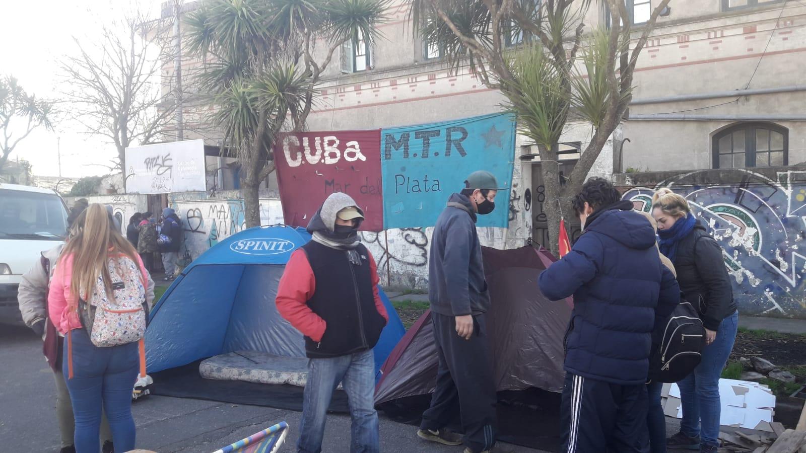 Protesta desarrollo social