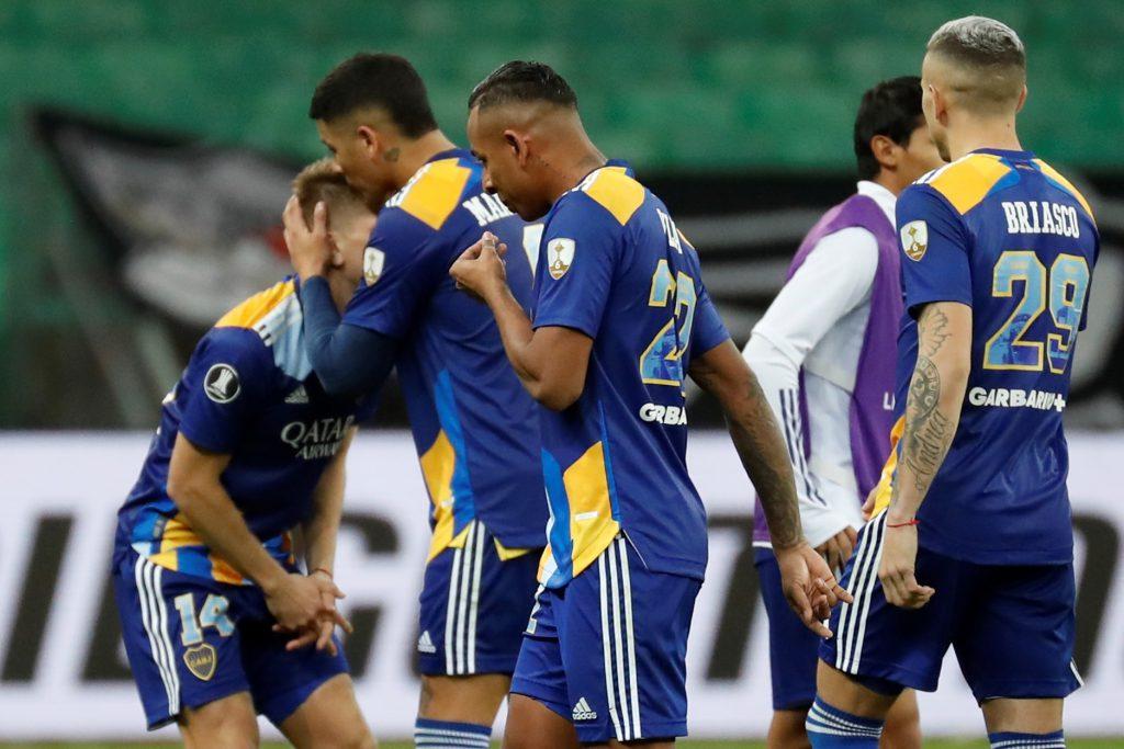 Atlético Mineiro - Boca Juniors