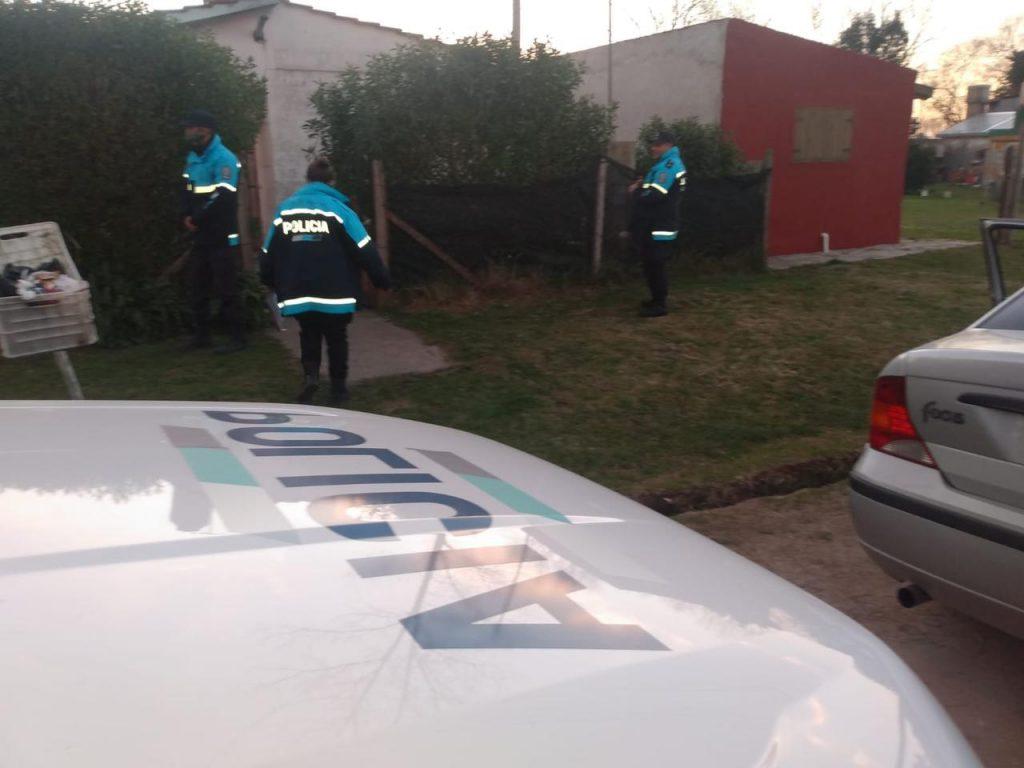 El allanamiento realizado el 6 de agosto finalizó con la detención de Ignacio Serra.