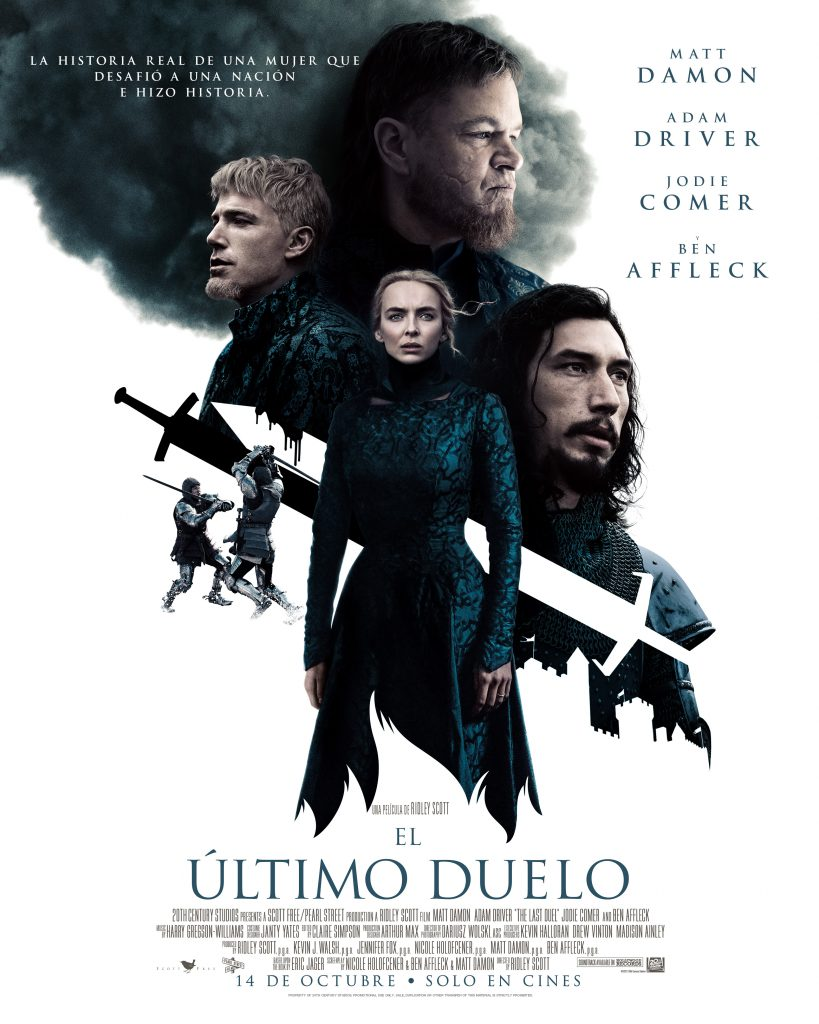 poster duelo